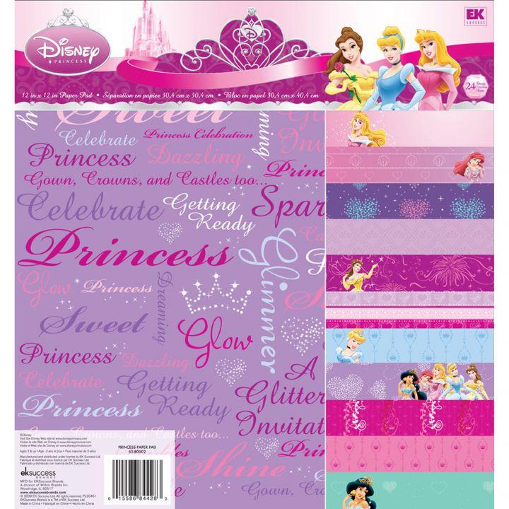 Disney - Princess Block 30x30