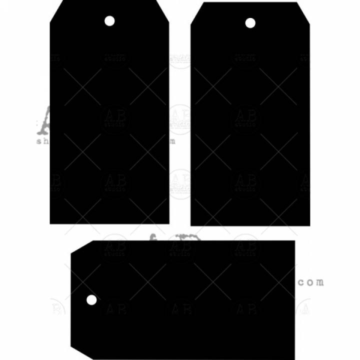 AB - Elementos transparentes Tags ID-2