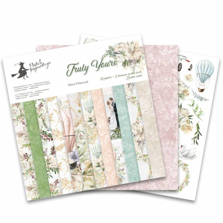 P13 - Colección Truly Yours - Kit 30x30