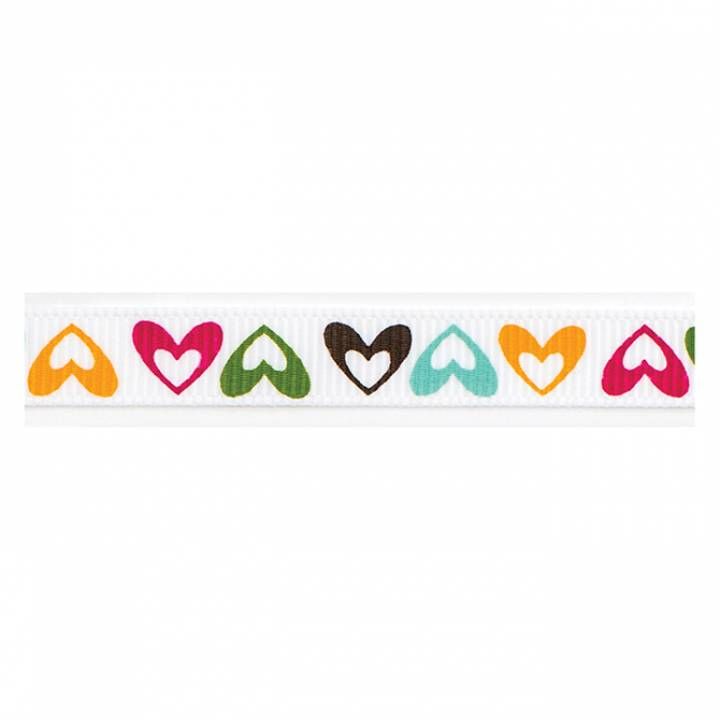AC - cinta large cut out hearts