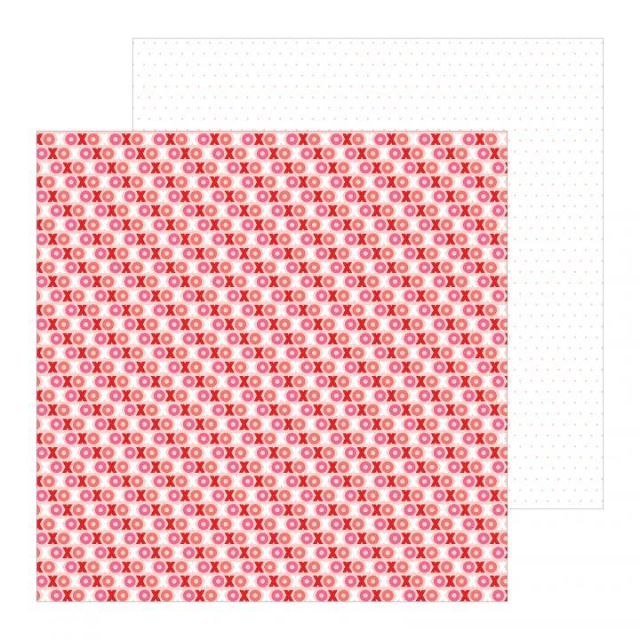 PB -  Colección Loves Me -  Paper Xoxo 12x12
