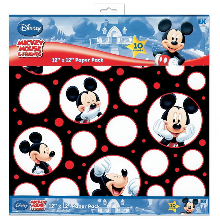 Disney - paper pack Mickey disney