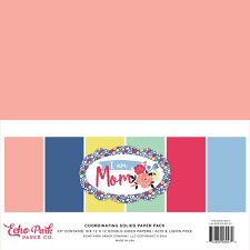 EP - Colección I Am mom kit 30x30 sólidos
