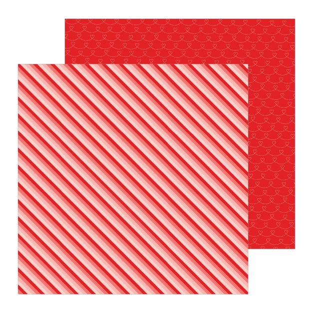 PB -  Colección Loves Me -  Paper Ombre Strps 12x12