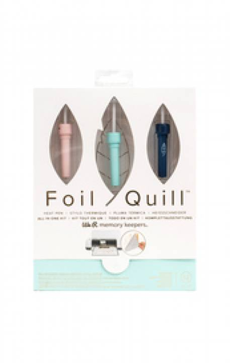 WR -   Foil Quill All-In-One Kit