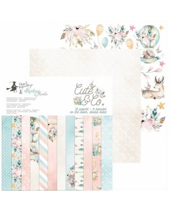 P13 - Colección Cute & Co - Kit 30x30