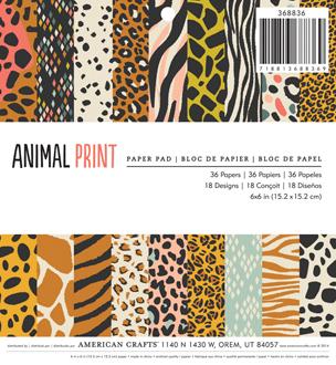 AC - Colección Animal Skins - Block 15x15