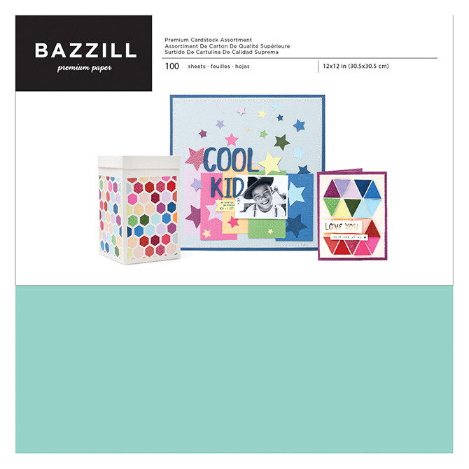 AC - BZ 12x12 100 Sheet Multi Pack