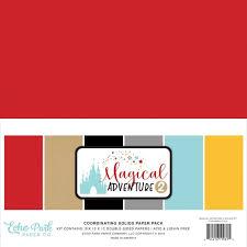 EP - Colección Magical Adventure 2 kit 30x30 solidos