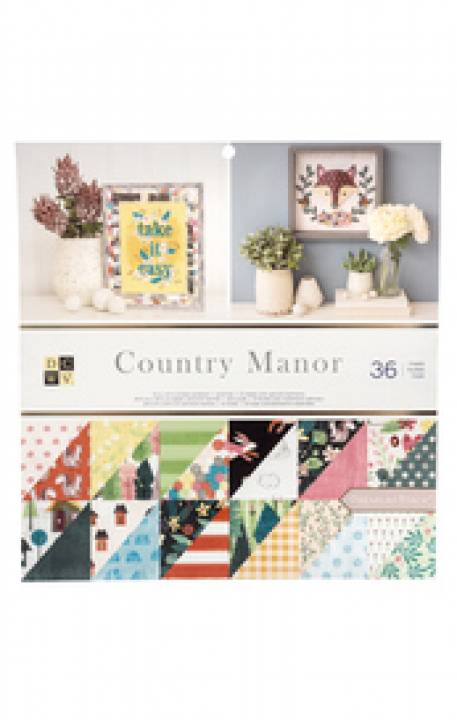 DCWV - Block Country Manor 30x30