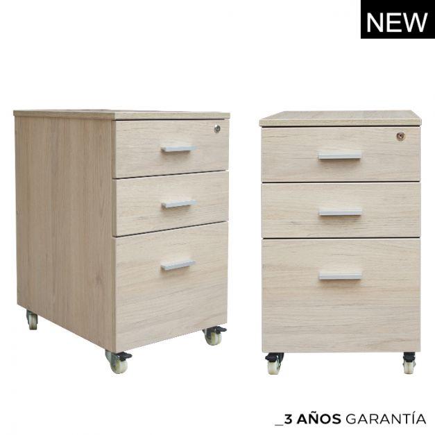 Cajonera c/Garrucha 40X67X50