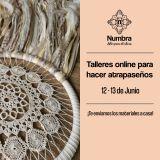 12 y 13 / 26 y 27 de Junio: Talleres Online de atrapasueños (doble fecha)