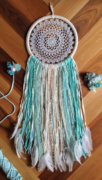 (EN STOCK) Aqua Crochet Grande
