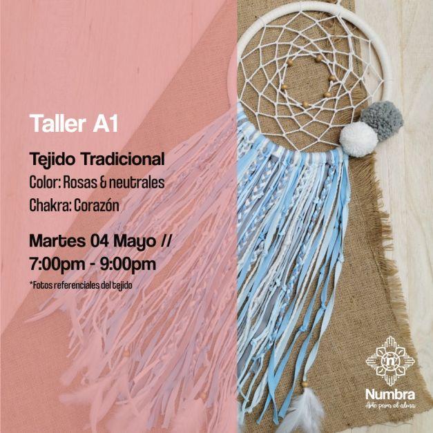 04/05/21 Taller Atrapasueños Tejido Tradicional (A1)