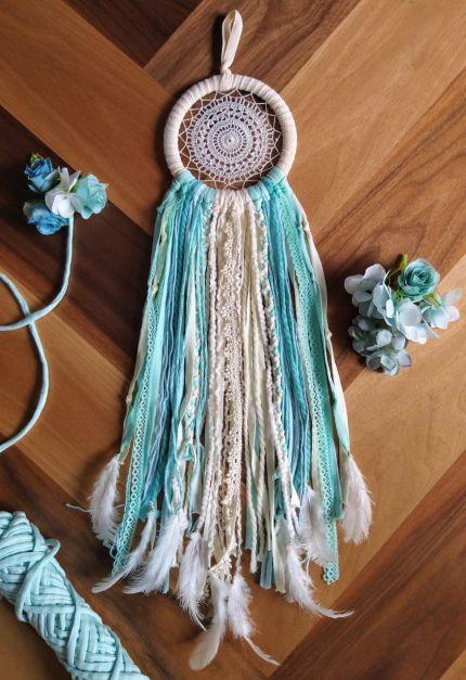 (EN STOCK) Aqua Crochet Chico