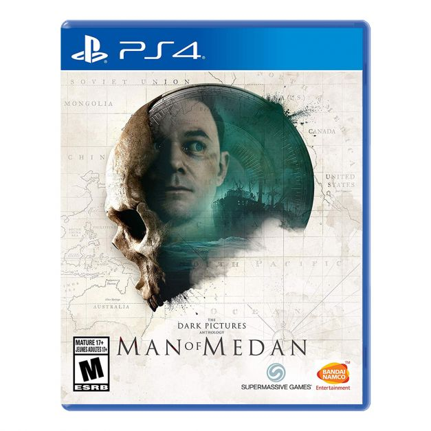 Man of Medan - PS4