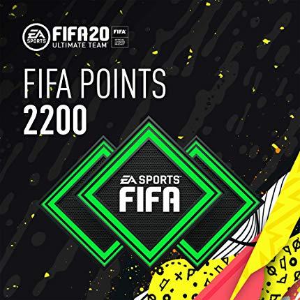 2200 FIFA Points - CODIGO DE ACTIVACION