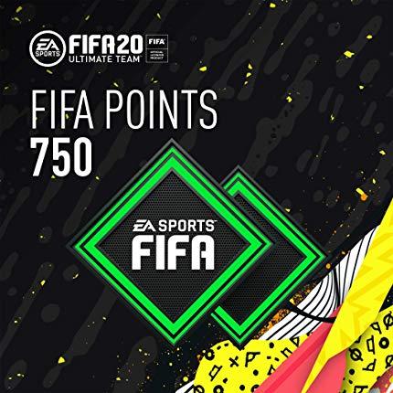 750 FIFA Points - CODIGO DE ACTIVACION