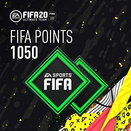 1050 FIFA Points - CODIGO DE ACTIVACION