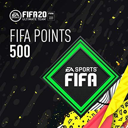 500 FIFA Points - CODIGO DE ACTIVACION