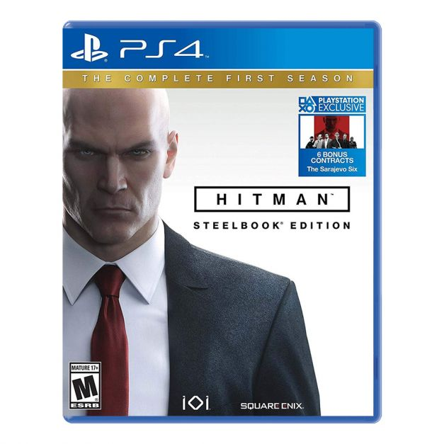 Hitman: The Complete First Season - PS4