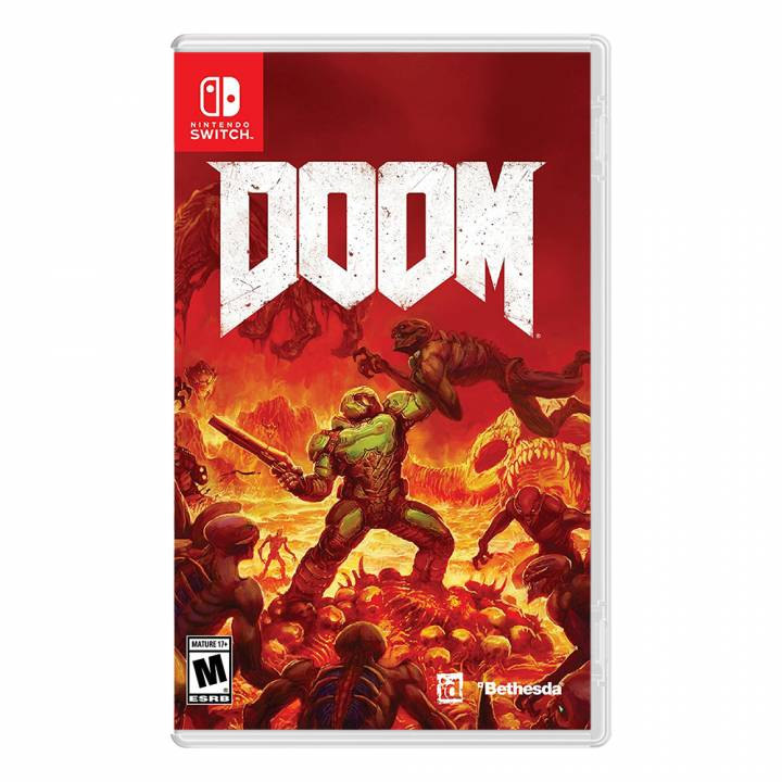 Doom - Nintendo Switch