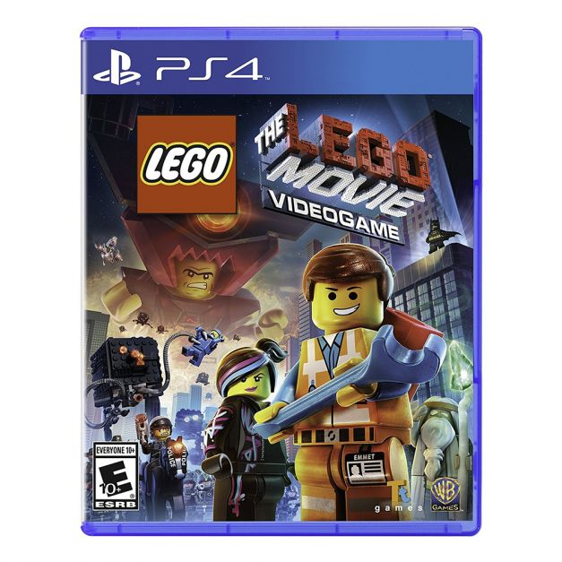 LEGO The Movie: Videogame - PS4