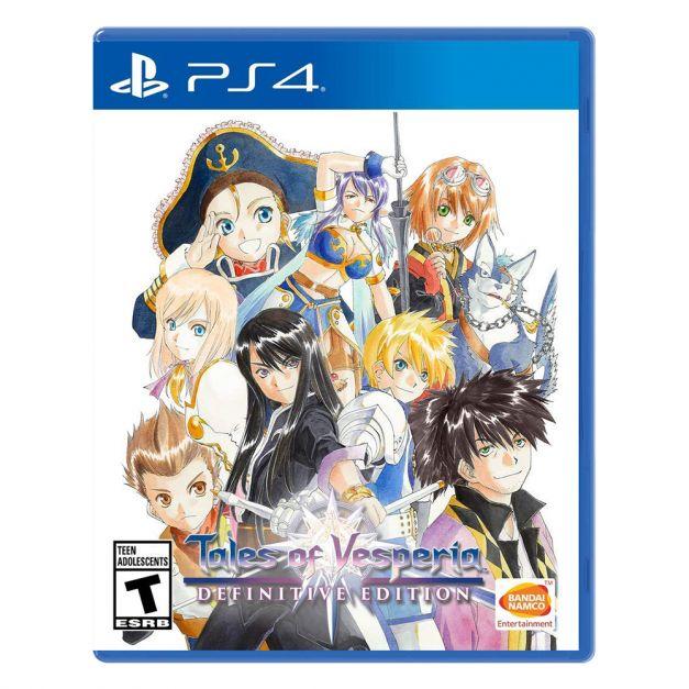 Tales of Vesperia: Definitive Edition - PS4