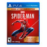 Marvel's Spiderman Game of the Year Edition - PS4