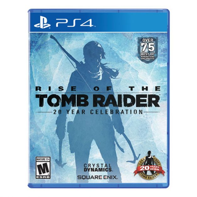 Rise of the Tomb Raider - 20th Year Celebration - PS4
