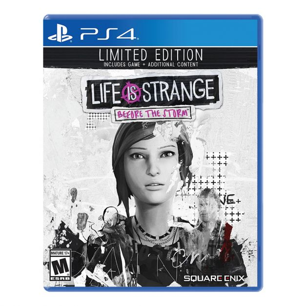 Life is Strange: Before The Storm Limited Edition - PS4