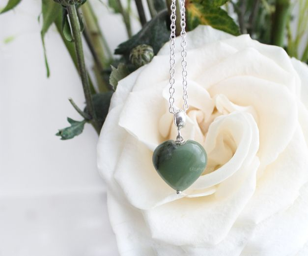 Collar Vibra Interna - Jade Oriental