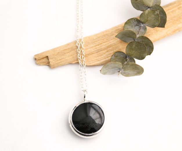 Collar Obsidiana