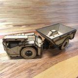 Camión de Minería Subterránea