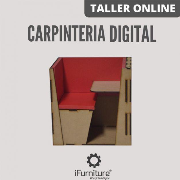 Taller Online de Carpintería Digital