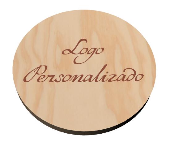Logo Personalizado Mediano