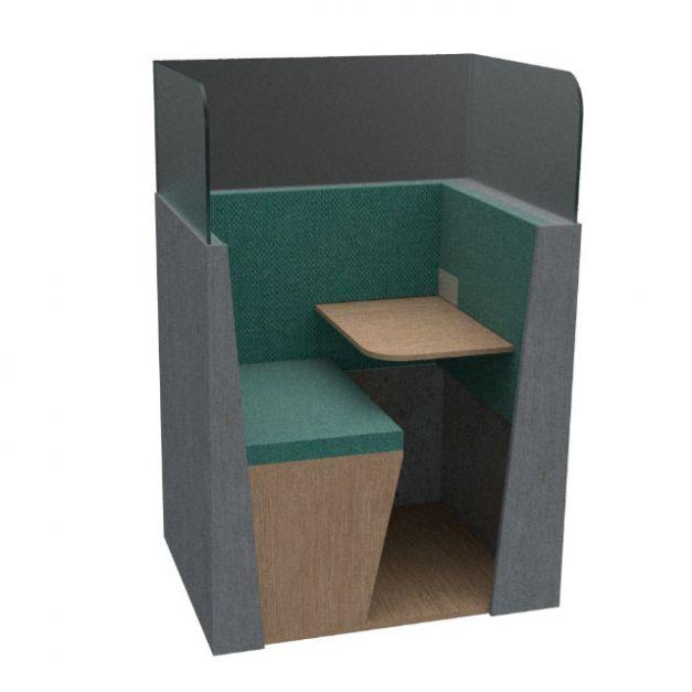 Individual Cubic Fenólico / Módulo Individual de Lectura
