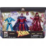 Magneto, Quicksilver y Scarlet Witch