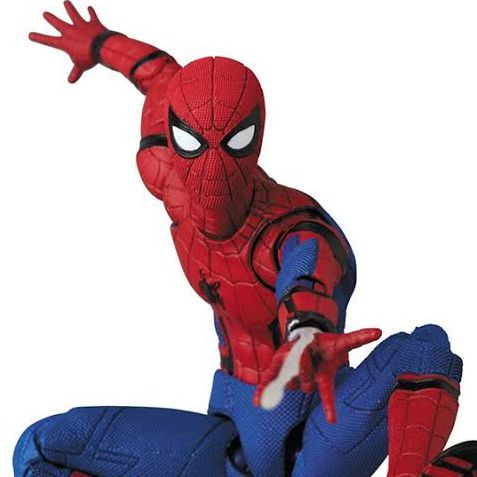 (0) SPIDERMAN Homecoming 1.5 Mafex