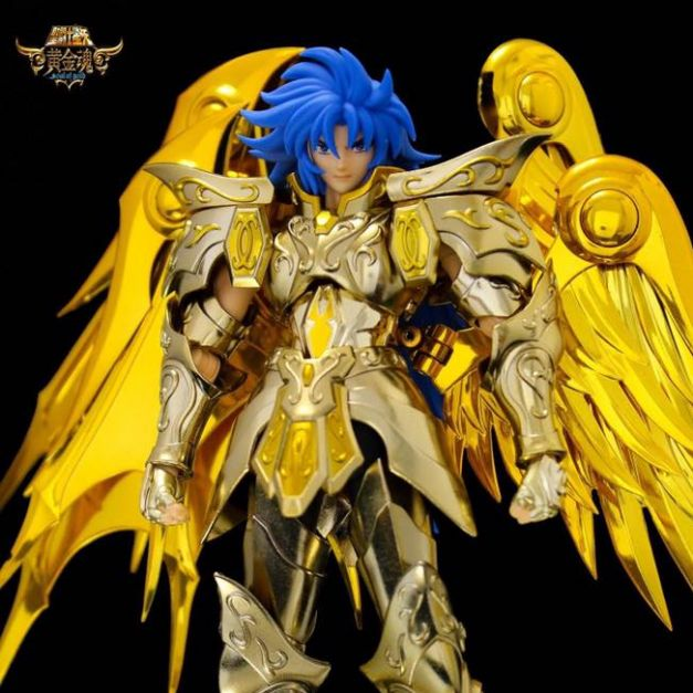 (God Myth Cloth Ex) SAGA DE GEMINIS