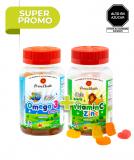 PACK VITAMINA C + ZINC Y OMEGA 3