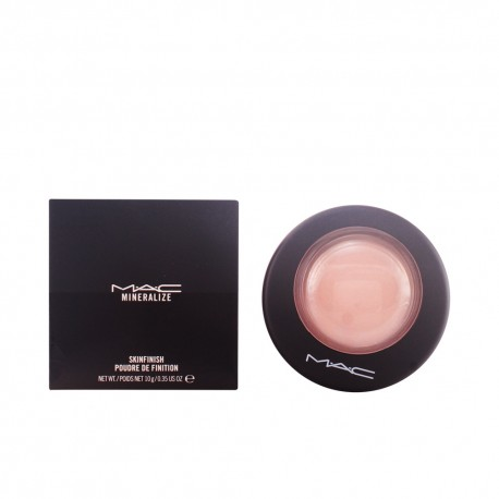 Mac Mineralize skinfinish Poudre  Definition Warm Rose