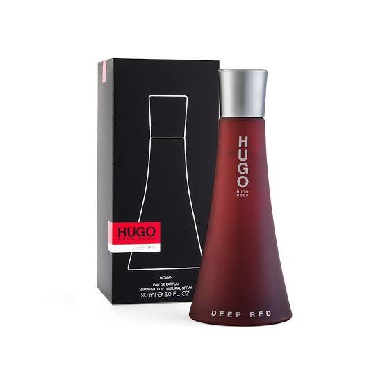 Perfume mujer Deep Red Hugo Boss