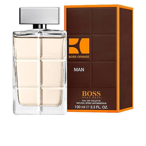 Perfume hombre Hugo Boss Orange