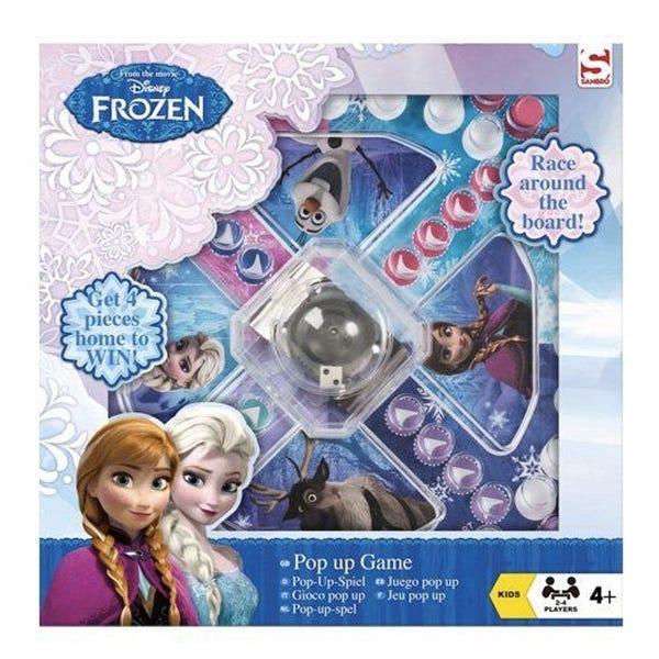 Juego Mesa Frozen
