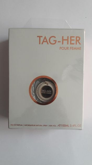 Perfume mujer TAG HER 100ml