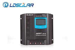 Controlador MPPT LDSOLAR 30A 12/24V LCD