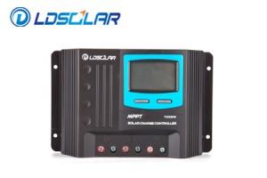 Controlador MPPT LDSOLAR 20A 12/24V LCD