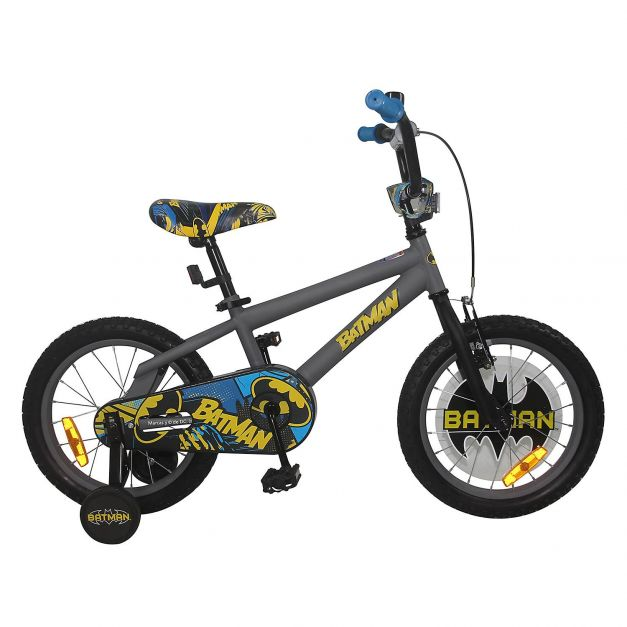 Bicicleta Batman Aro 16 DC ORIGINALS®