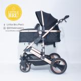 Pre venta-Coche para bebé  Madrid 2020 Negro